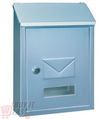 Cutie poştală UDINE argintiu