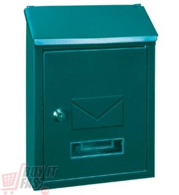 Cutie poştală UDINE verde