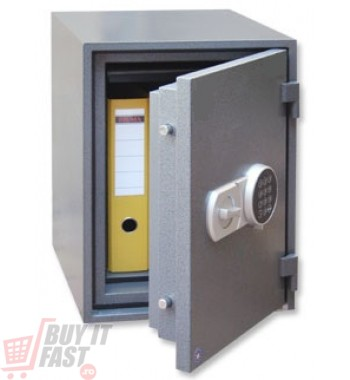Seif certificat EN15659, KRONBERG FIRE 66 T+EL electronic