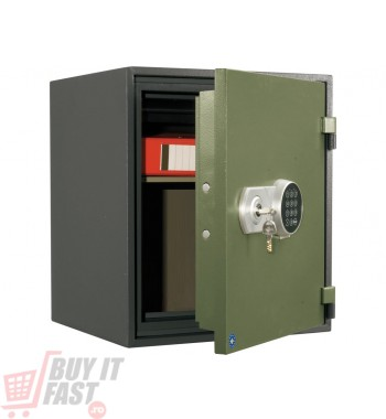Seif certificat EN15659, KRONBERG FIRE 51 K+ EL electronic