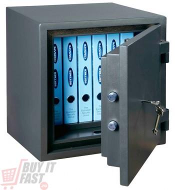 Seif antiefracţie antifoc Fire Champ 45 Premium închidere electronică