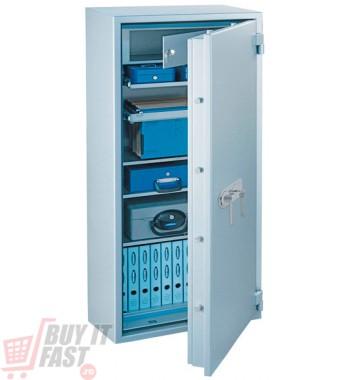 Seif antifoc antiefractie SUPERPAPER140 Premium cifru mecanic