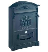 Cutie poştală  ASHFORD negru
