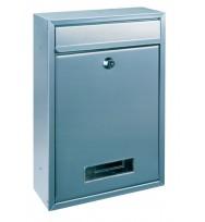 Cutie poştală TARVIS argintiu