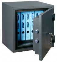 Seif antiefracţie antifoc Fire Champ 30 Premium închidere electronică