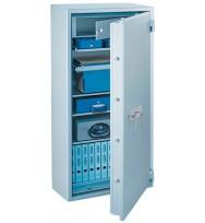 Seif antifoc antiefractie SUPERPAPER160 Premium cifru mecanic
